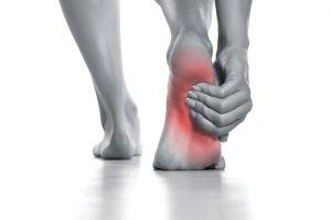 Dr. Johansen can treat your heel pain.